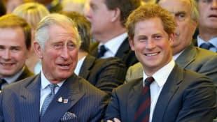 Prinz Charles, Prinz Harry