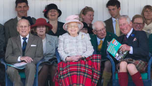 Prinz Philip, Queen Elizabeth, Prinz Charles