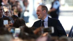 Prinz William Neuseeland Royal-Baby Onkel
