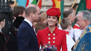 Herzogin Kate Prinz William Haare