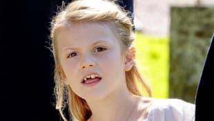 Prinzessin Estelle Zähne Milchzähne Gebiss