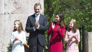 Spanische Königsfamilie