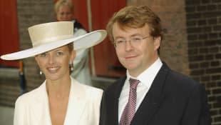 Prinzessin Mabel und Prinz Friso 2004