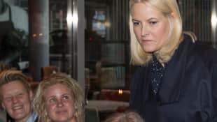 Prinzessin Mette-Marit Norwegen