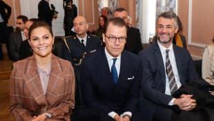 So stylisch zeigte sich Prinzessin Victoria in Sarajevo