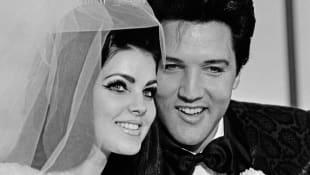 Priscilla Presley und Elvis Presley