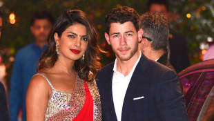 Priyanka Chopra und Nick Jonas geben ein unglaublich schönes Ehepaar ab
