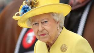 Queen Elizabeth, Queen Elizabeth II., Queen Elizabeth Mordanschlag, Queen Elizabeth Attentat Neuseeland, Königin Elisabeth II.