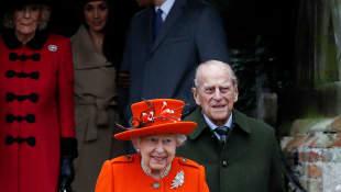 Queen Elisabeth und Prinz Philip