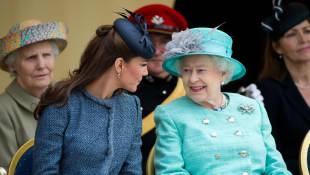 Herzogin Catherine und Königin Elisabeth II.: Wenn die Queen stirbt, erhält Kate neue Titel
