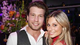 Raul Richter und Vanessa Schmitt