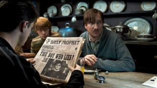 "David Thewlis als ""Remus Lupin"" in ""Harry Potter"""