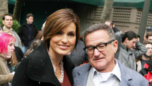 robin williams law and order svu
