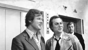 """""""Die 2"""": Roger Moore und Tony Curtis"""
