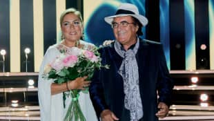 Romina Power und Al Bano