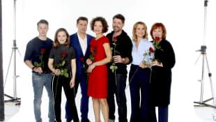 Felix Jordan Marija Mauer Wolfram Grandezka Madeleine Niesche Björn Bugri Andrea Lüdke Johanna Liebeneiner Cast Rote Rosen