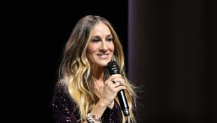 Sarah Jessica Parker im Dezember 2018 in New York City