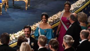 Prinzessin Sofia und Prinzessin Madeleine