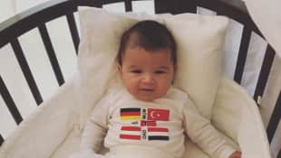 Sila Sahins Baby