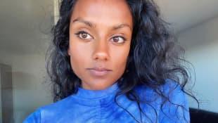 """Simone Ashley spielt die """"Kate Sharma"""" in der zweiten Staffel von """"Bridgerton"""""""