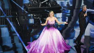Michelle Hunziker: So eine echte Prinzessin aus!