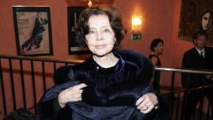 Sonja Ziemann tot verstorben