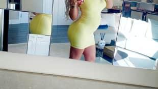 Sophia Vegas will sich nach der Entbindung wieder unters Messer legen