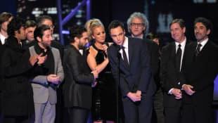 Besetzung von 'The Big Bang Theory'