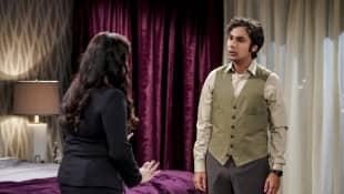 """The Big Bang Theory"": ""Anu"" und ""Raj"""