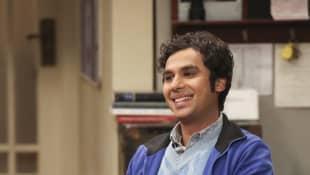 """The Big Bang Theory"": ""Raj"""