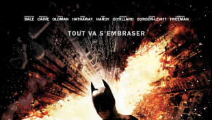 """The Dark Knight Rises""-Filmplakat"
