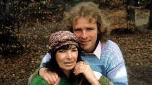 Thea und Thomas Gottschalk Achtziger