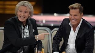 """Thomas Gottschalk und Dieter Bohlen bei """"30 Jahre RTL - Die grosse Jubiläumsshow"""" 2013"""
