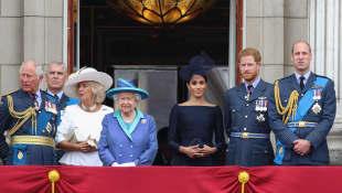 """Thomas Markle vergleicht die Royal Family mit einem """"Kult"""""""