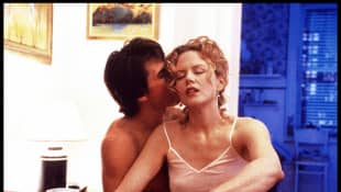 "Tom Cruise und Nicole Kidman in ""Eyes Wide Shut"""