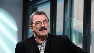 """Tom Selleck: In den Achtzigern war er der Star von """"Magnum"""""""
