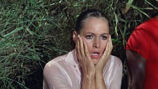 Ursula Andress als Bond Girl
