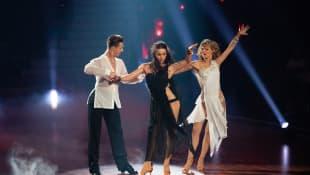 Valentin Lusin, Renata Lusin und Ella Endlich