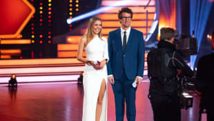 """Victoria Swarovski und Daniel Hartwich bei """"Let's Dance"""" 2020"""