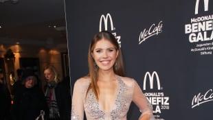 Victoria Swarovski McDonald's Benefiz Gala München