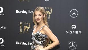 Viviane Geppert Oscars Red Carpet Outfit