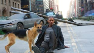 """Will Smith in """"I Am Legend"""""""