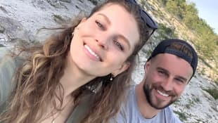 Wioleta Psiuk und Alex Hindersmann