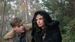 """Wonder Woman"": Chris Pine und Gal Gadot"