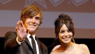 Zac Efron und Vanessa Hudgens
