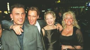 "Zlatko, Jürgen Milski, Jana, Sabrina aus ""Big Brother"""
