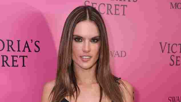 Alessandra Ambrosio Victoria's Secret Aftershow Party