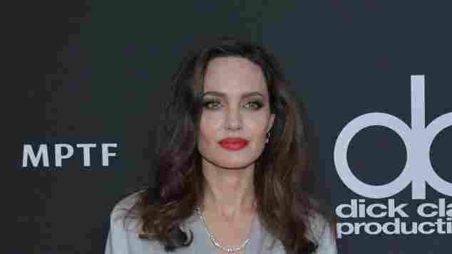 Angelina Jolie beim Hollywood Film Award 2017