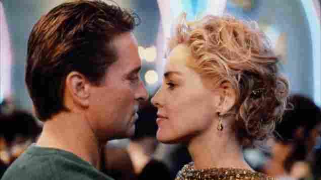 Michael Douglas, Sharon Stone, Basic Instinct, 1992