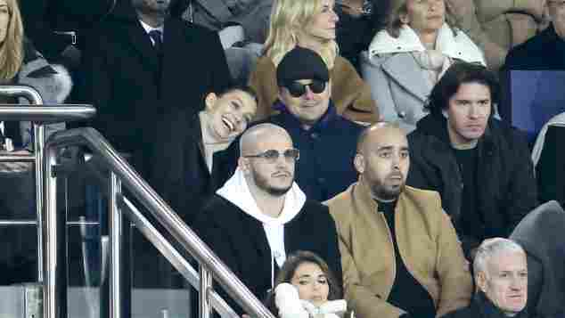 Camila Morrone und Leonardo DiCaprio